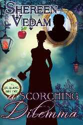 Cover image for Shereen Vedam's A Scorching Dilemma
