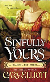 Cover image for Cara Elliott's Sinfully Yours