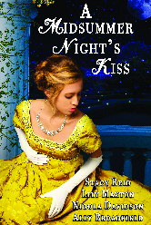 Cover image for Ally Broadfield's A Midsummer Night's Kiss