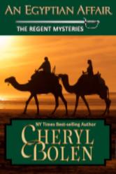 Cover image for Cheryl Bolen's An Egyptian Affair