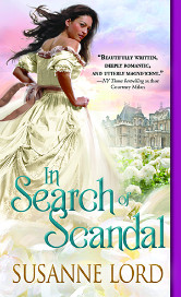 Cover image for Susanne Lord's In Search of Scandal