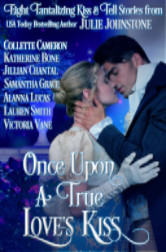 Cover image for the Once Upon a True Love's Kiss anthology