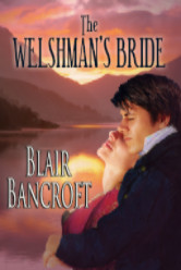 Cover image for Blair Bancroft's The Welshman's Bride