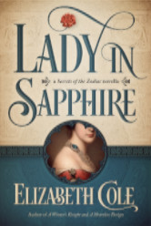 Cover image for Elizabeth Cole's Lady In Sapphire