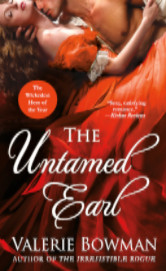 Cover image for The Untamed Earl by Valerie Bowman