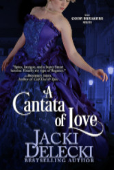 Cover image for A CANTATA OF LOVE by Jacki Delecki