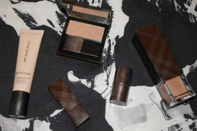 Burberry Makeup Haul