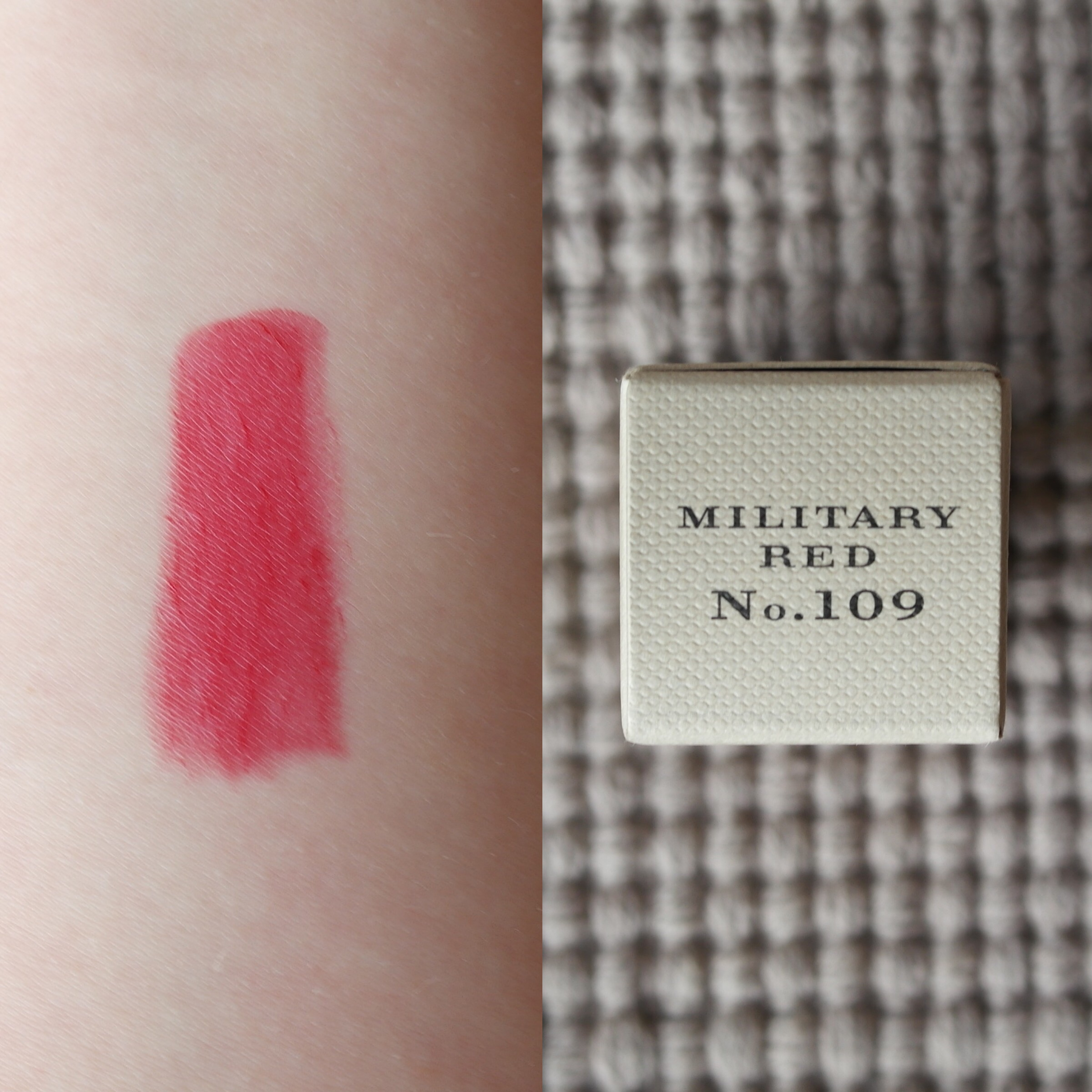 Burberry Kisses - Military Red