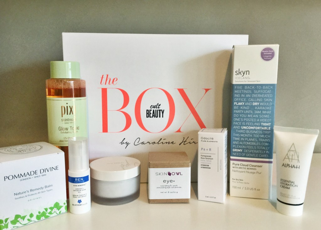 The Box by Caroline Hirons & Cult Beauty