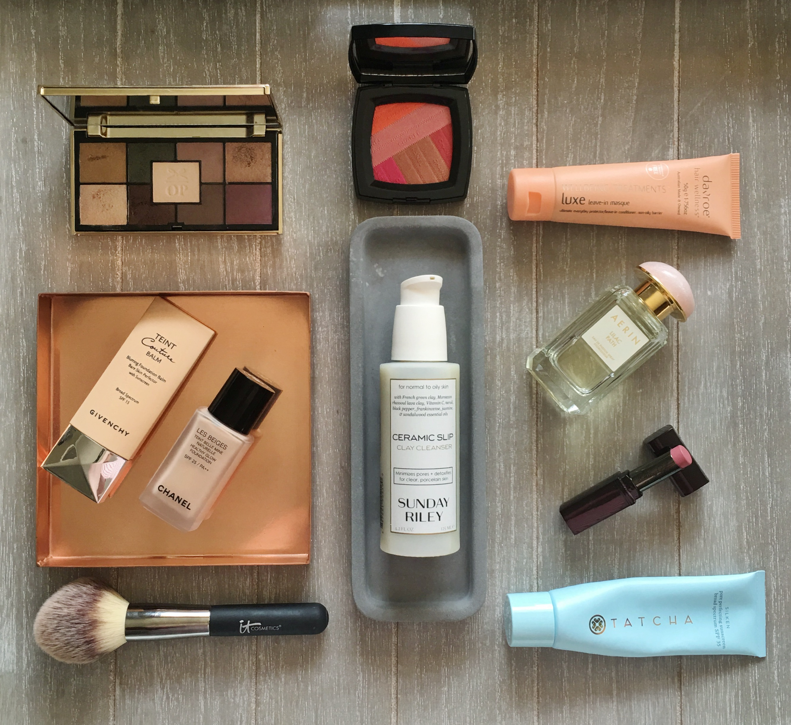 January 2016 Beauty Favourites