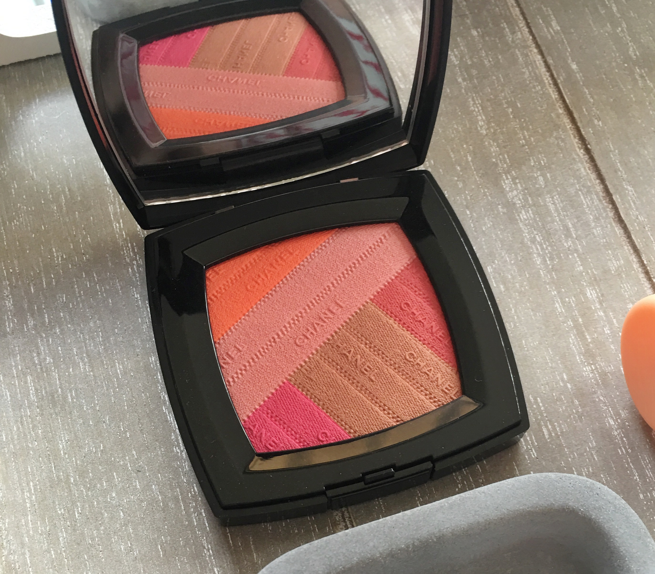 Chanel Sunkiss Ribbon Blush