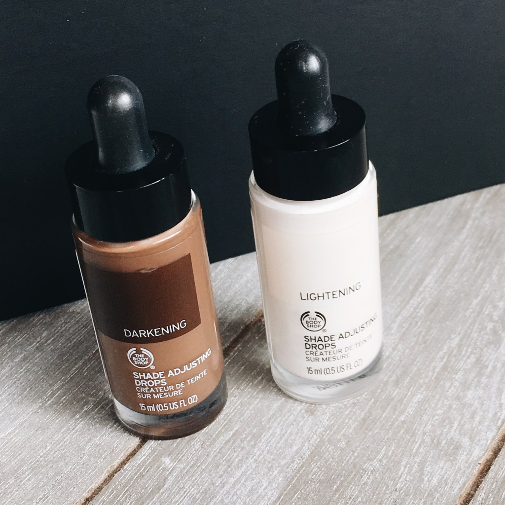Review | The Body Shop Shade Adjusting Drops