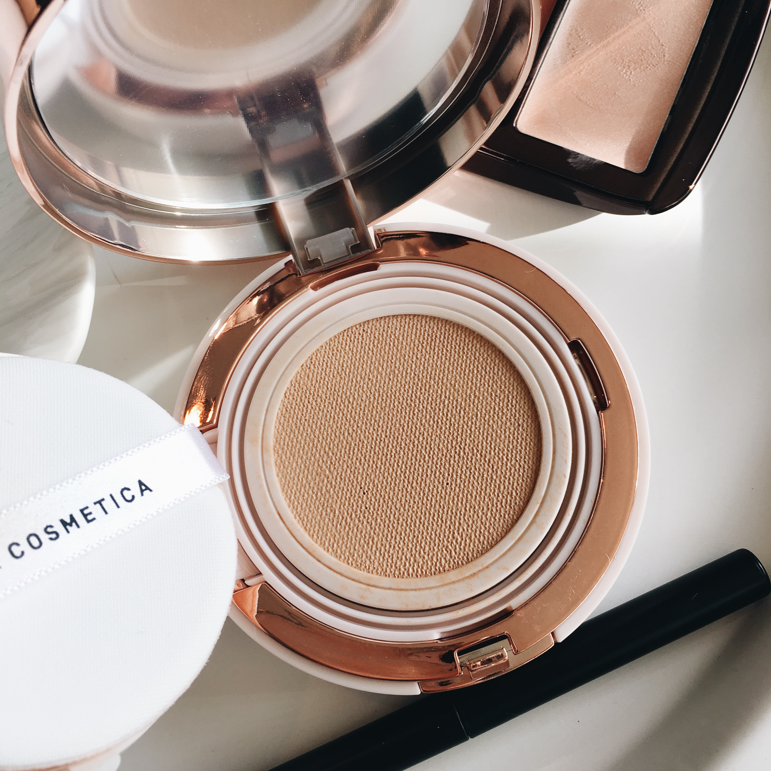 Mecca Cosmetica In A Great Light Compact - Fair