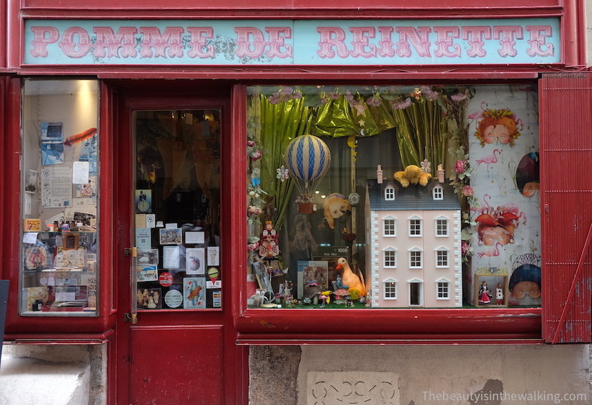 Pomme de Rainette, boutique de jouets à Montpellier