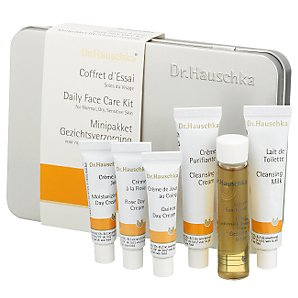 Facial products for cancer survivors