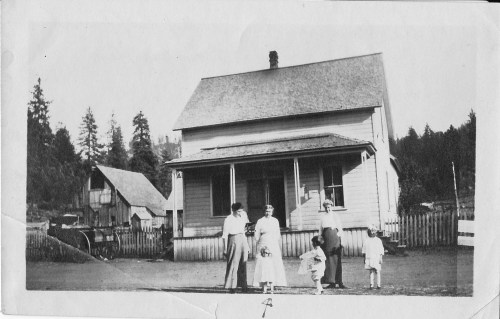 The Brown Home at Coppervale Lassen Co