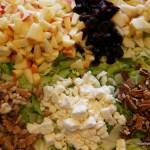Autumn Salad for Potluck