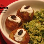 No Fry Farali (Fasting) Patties made in Appe pan