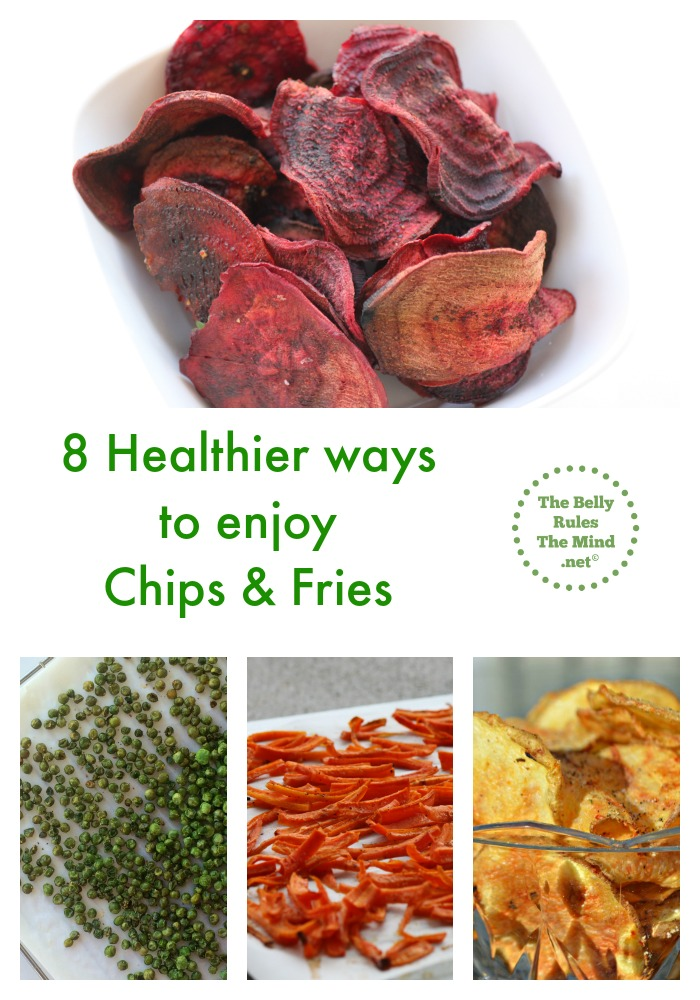 8 healthier ways to enjoy chips & fries