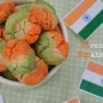 Tiranga  Cookies  (Nankhatai)