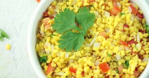 Mighty Mung Breakfast Salad