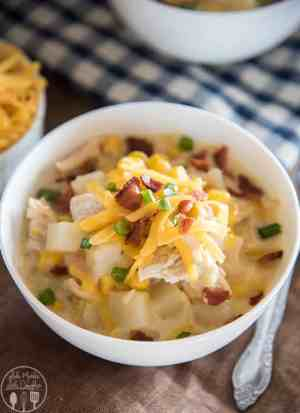 Roasted Cauliflower Corn Chowder - The Best Blog Recipes