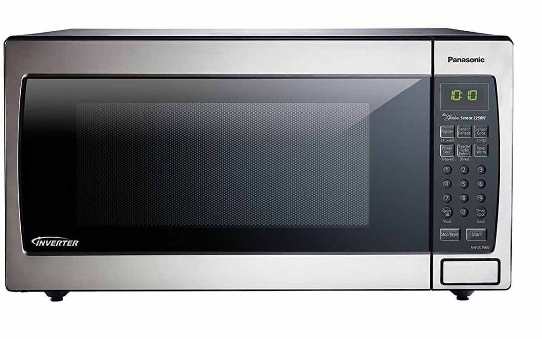 The Ultimate Revelation Of Panasonic NN-SN766S Countertop Microwave Oven Review