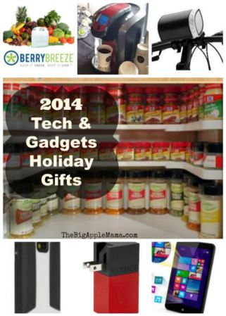 tech & gadgets holiday gifts 2014