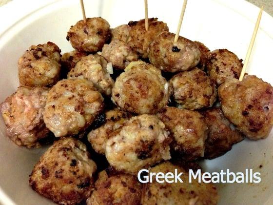 greek-meatballs