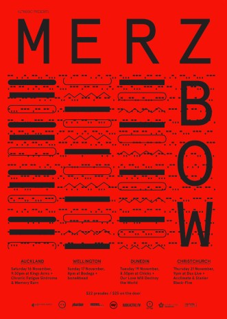 Merzbow at Dux Live