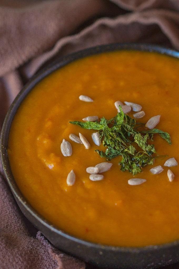 Paleo Fall 5-Spice Soup