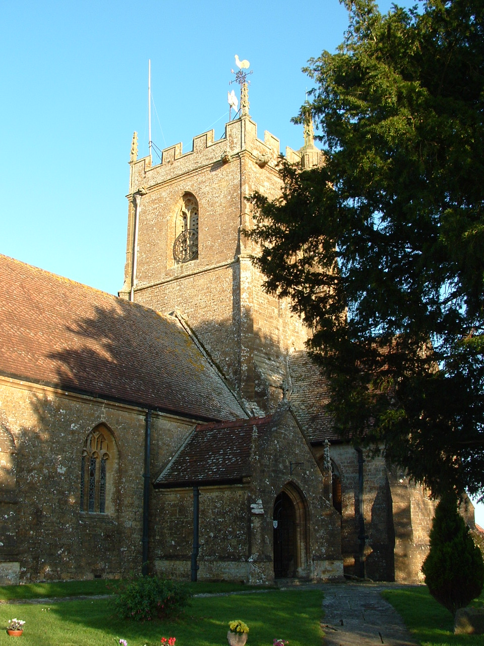 Odcombe War Memorial & St. Peter and St. Paul Church ...