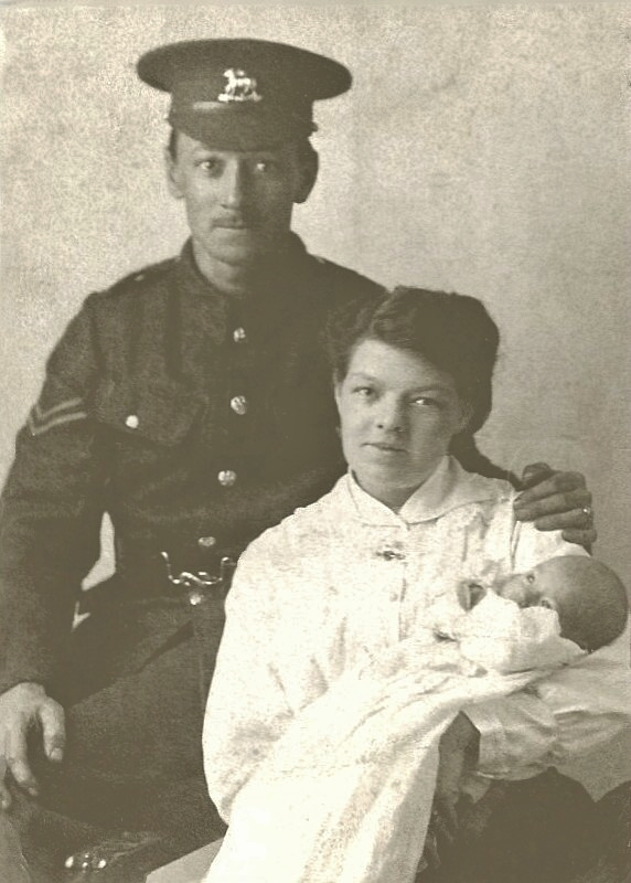 1916-will-selina-and-young-william-ernest-after-23rd-mar