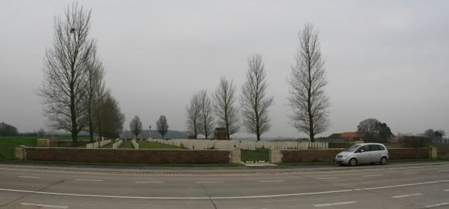 Aeroplane Cemetery Panorama 2