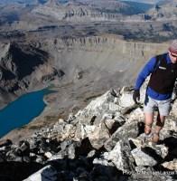 Hiking S. Teton