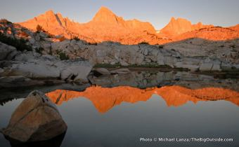Granite Park, John Muir Wilderness.