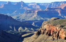 Grandview Trail view, Grand Canyon