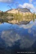 Saw12-127 Rock Slide Lake, Sawtooths, ID