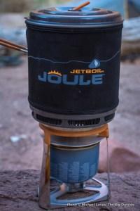 Jetboil Joule GCS.
