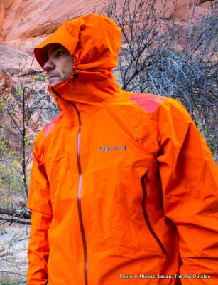 Marmot Crux Jacket.