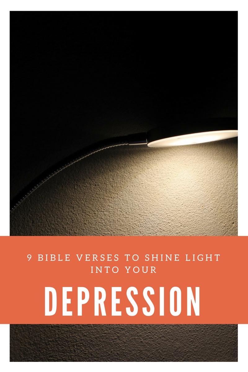 Salient Depression To Shine Light Into Ness Bible Verses About Lightning Bible Verses About Lighartedness Depression Bible Verses Scriptures inspiration Bible Verses About Light
