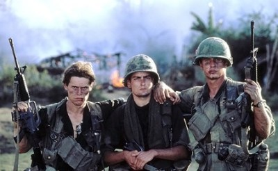 Platon - Oliver Stone -  10 Greatest Vietnam War Films - The Blazing Reel