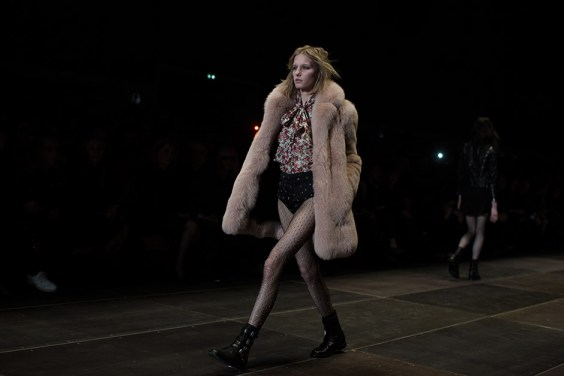 Saint Laurent. Fall/Winter 2013.
