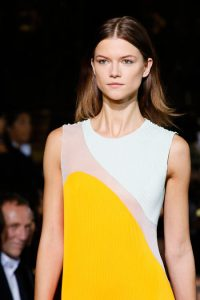 Stella McCartney SS13 Look 2 Makeup