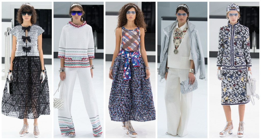 Chanel, Chanel runway show, Chanel Spring 2016, Paris Fashion Week, PFW, Karl Lagerfeld