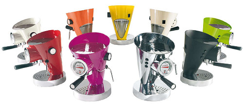 Diva Coffee Machine by Casa Bugatti on Luxxdesign.com