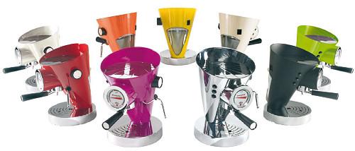diva coffee machine by casa bugatti on