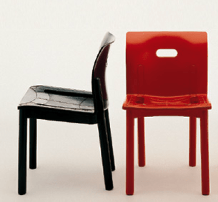 4870 Chair for Kartell