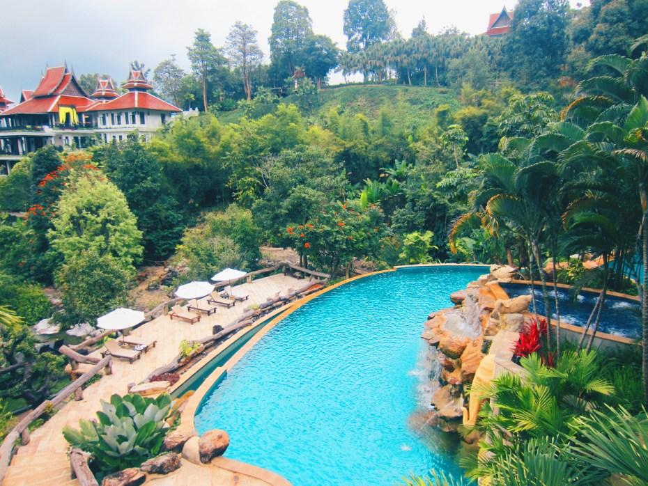 panviman chiang mai spa resort thailand