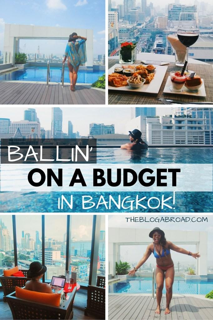 Ballin' On A Budget in Bangkok